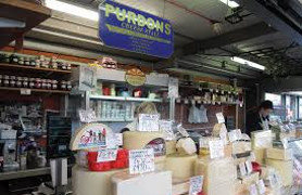 Purdon's Cheese Stall